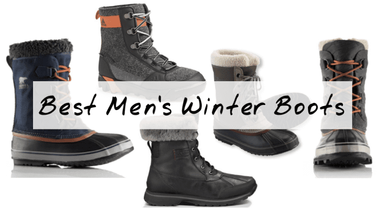 Boots For Men Winter - Yu Boots