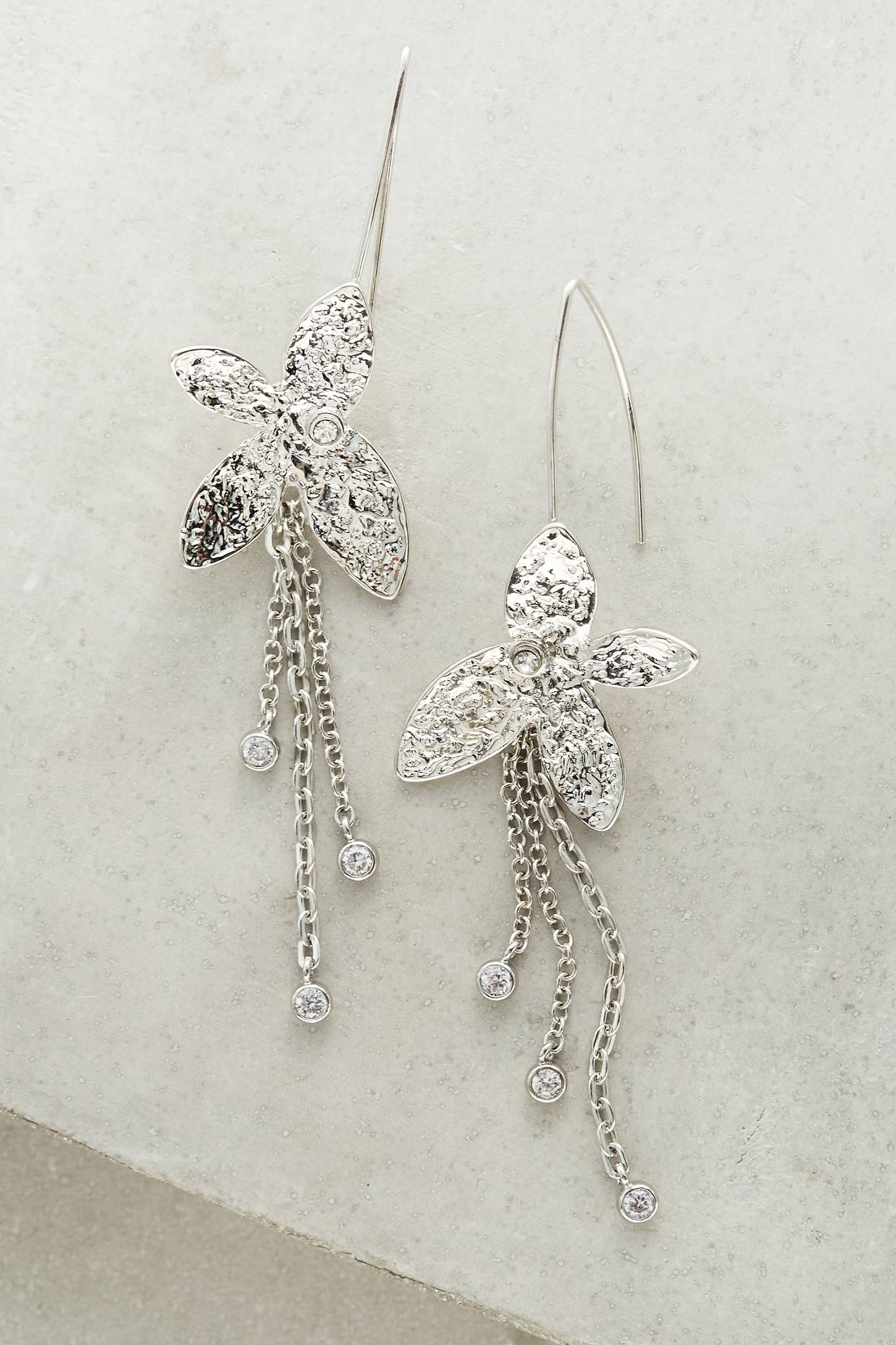 flower-earrings-silver-2016 2