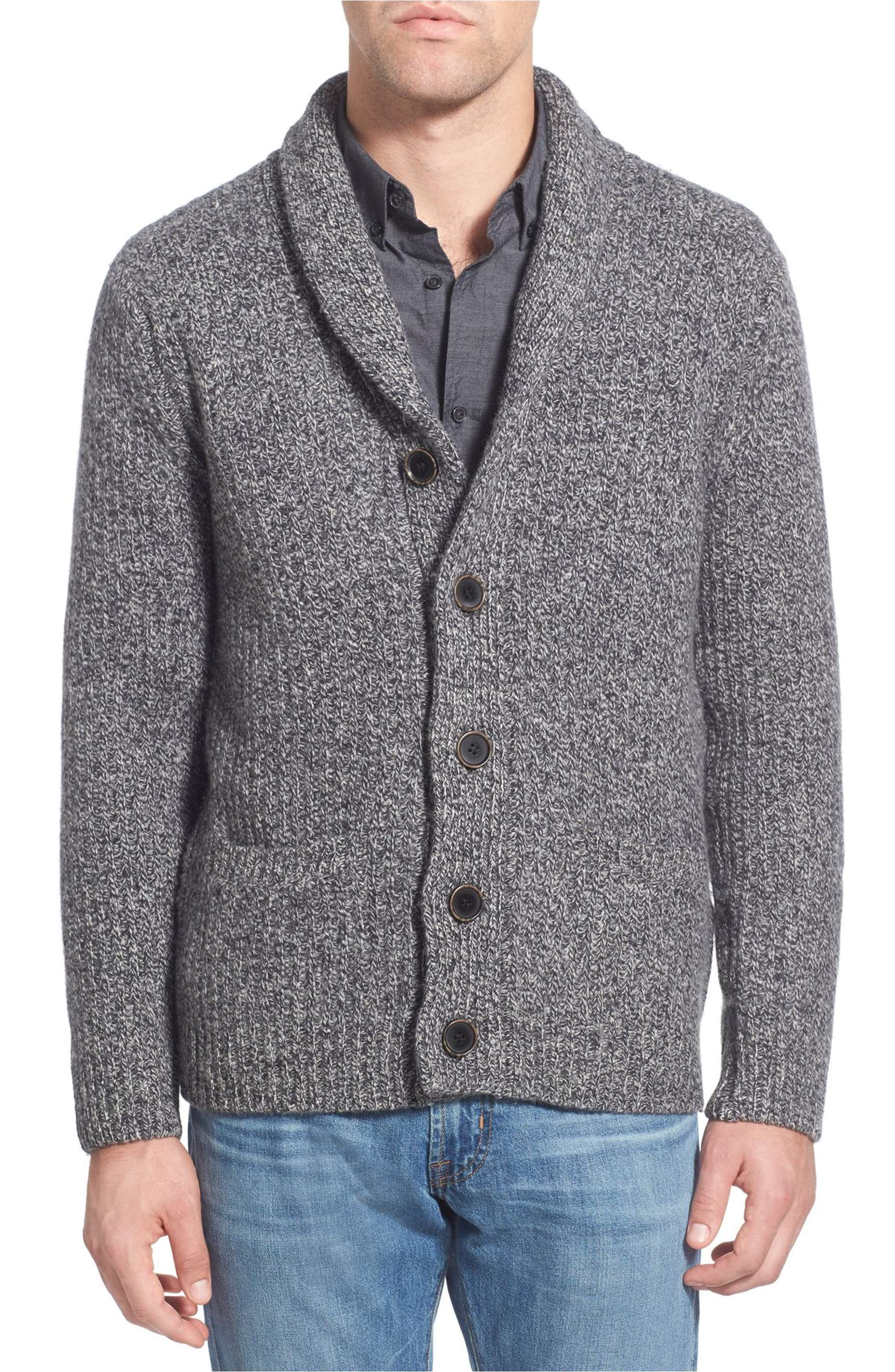 11 Best Sweaters for Men 2017 - Men's Cardigans, V-Necks, Cashmere ...