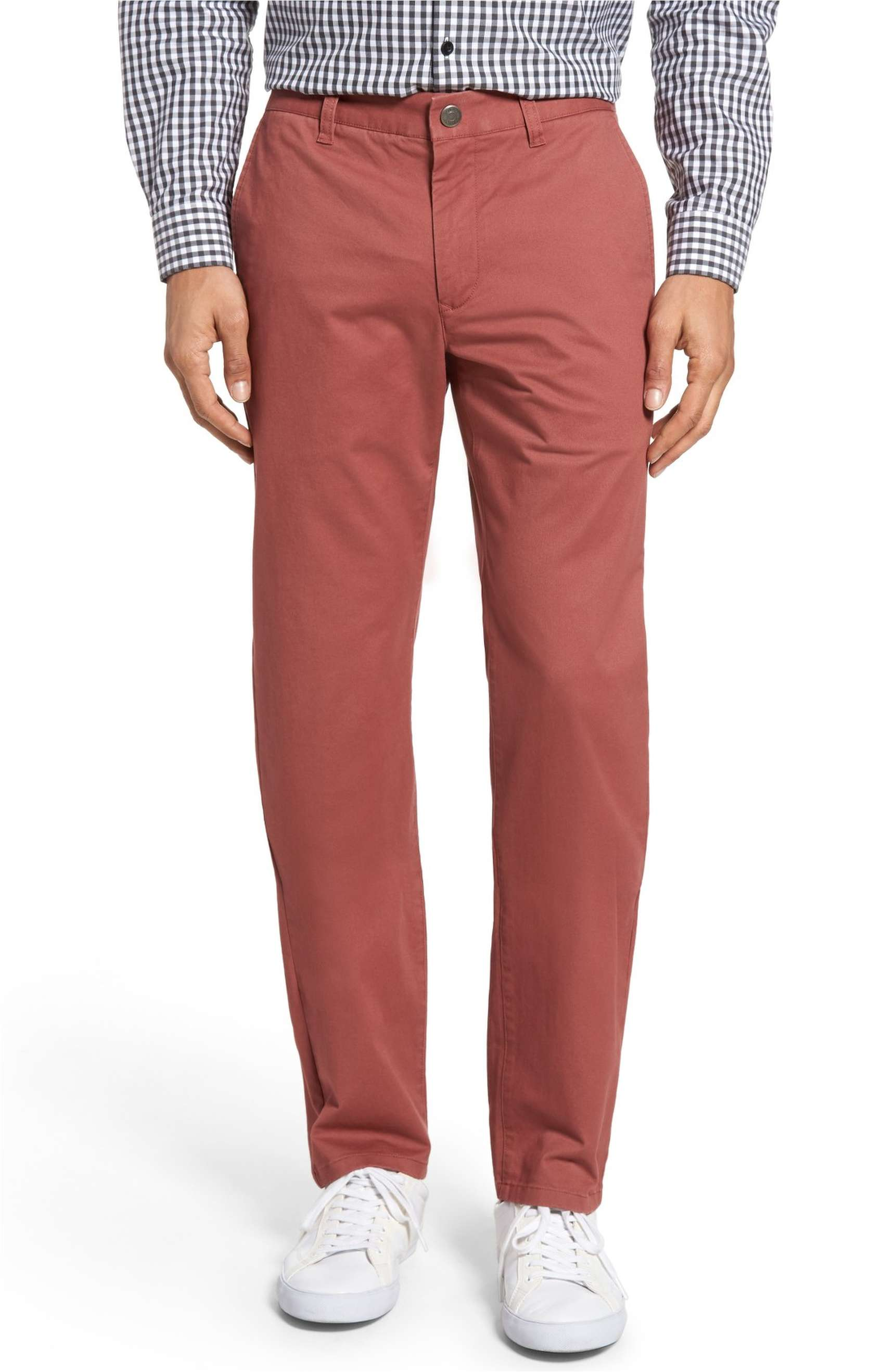 The Slim Fit Chinos